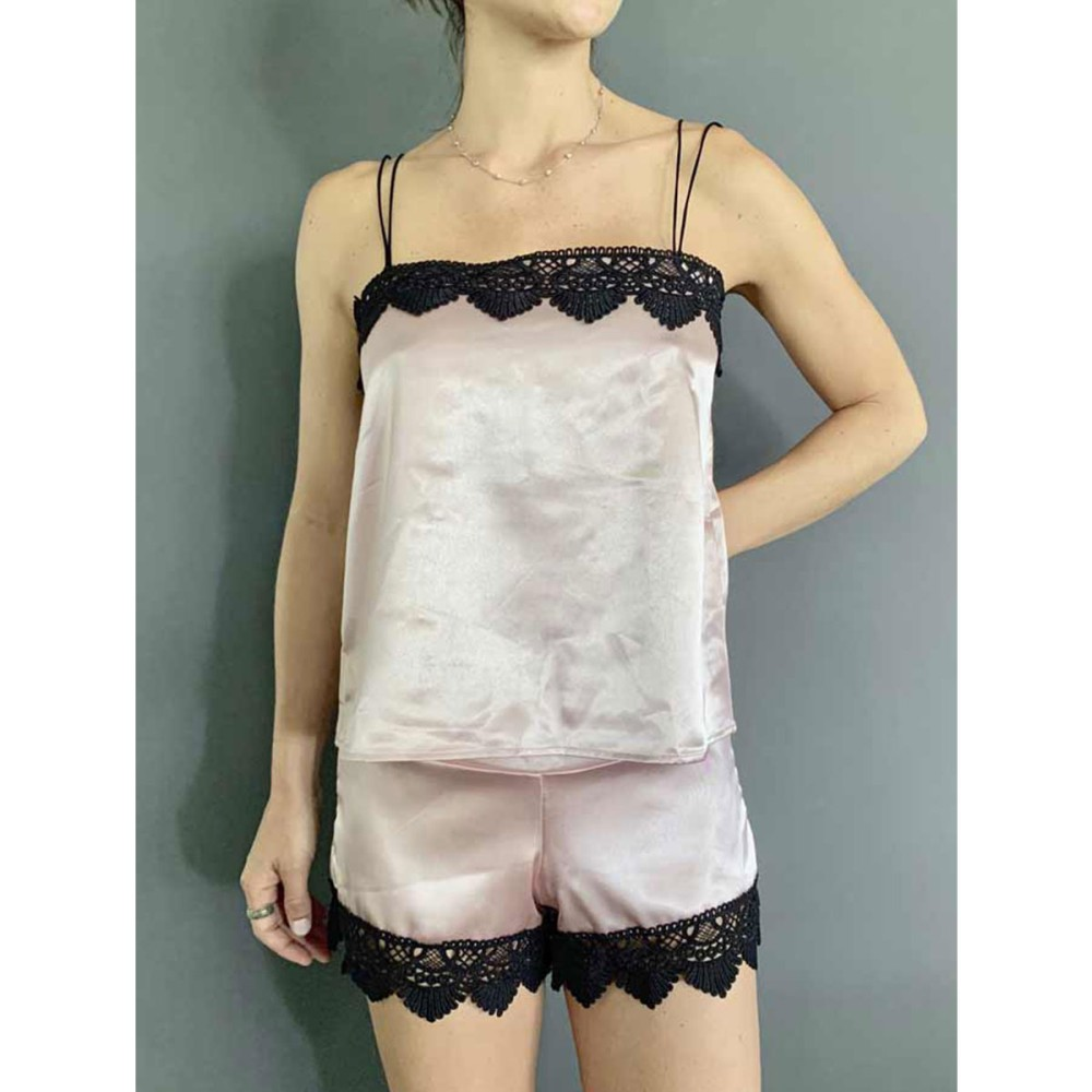 Conjunto Short Rose 02