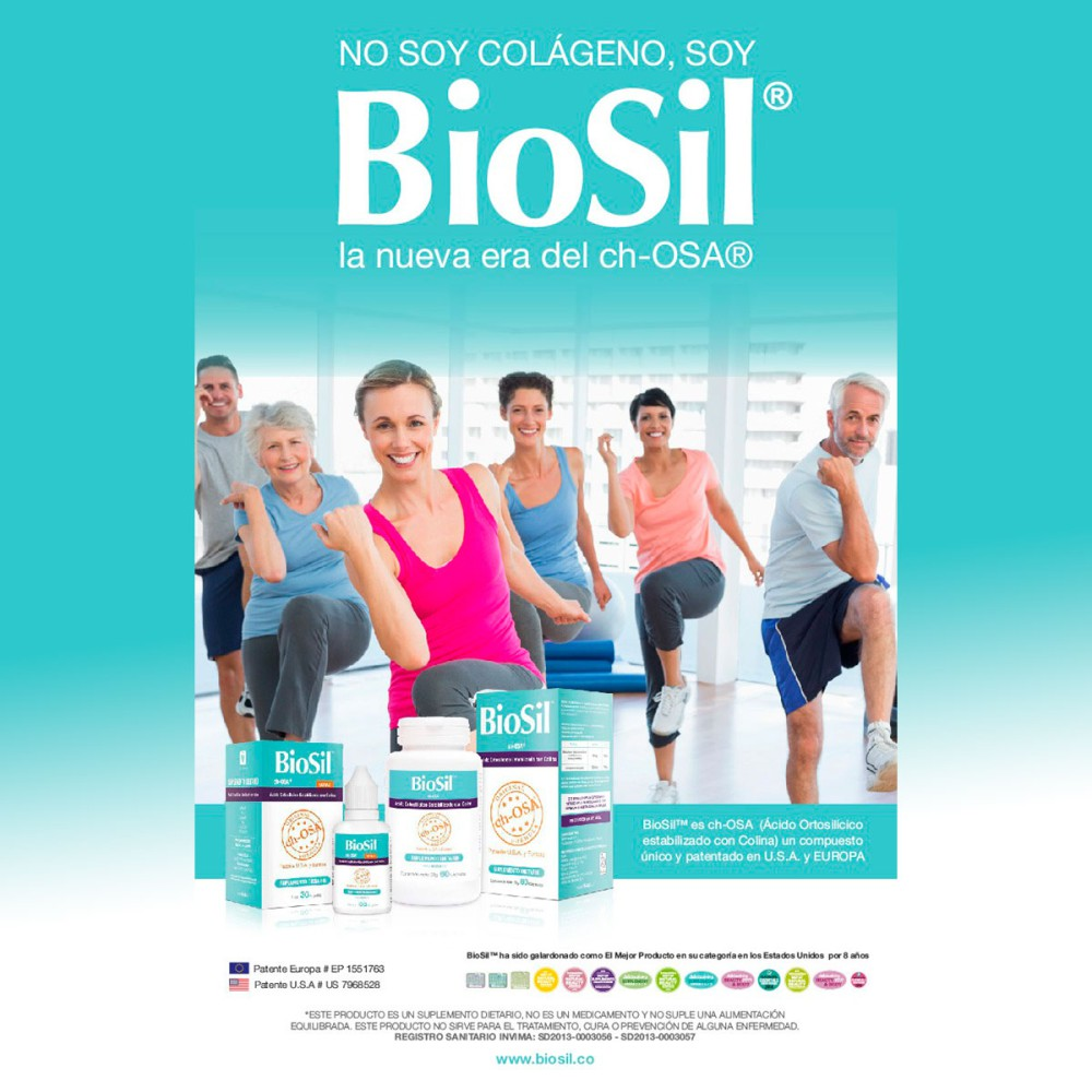 BioSil x3
